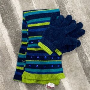 Other - Toby NYC scarf&mittens